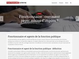Fonctionnaire Expertise