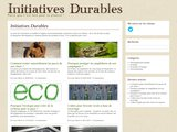 Initiatives Durables